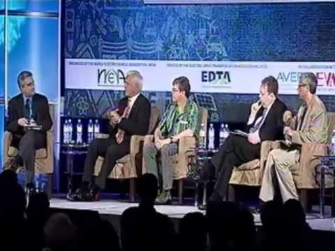 EVS26 GoElectricDrive Plenary Webcast: The Global Campaign for Consumer Electric Vehicle Adoption