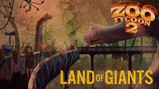 Zoo Tycoon 2: Land of Giants Part 11 - Scythe Lizards