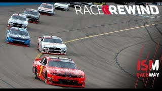 Race Replay: Xfinity Series at ISM Raceay in 15: NASCAR Playoffs in Phoenix