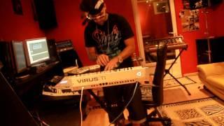 Dj E-Rise ( compositeur & Dj ) Present : Studio Time ! Part 1