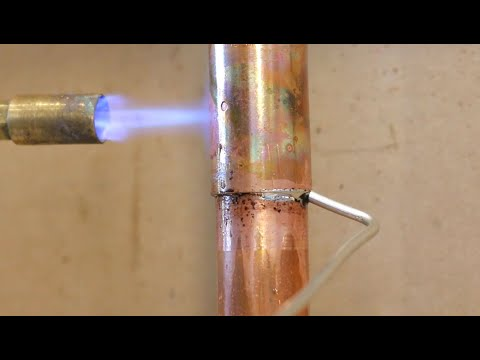 How to CORRECTLY Solder A Vertical Copper Pipe (Complete Gui