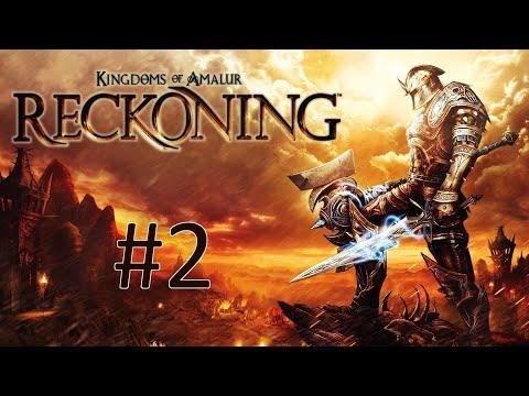 Прохождение Kingdoms of Amalur: Reckoning - Часть 2. Первый левелап, первые побочные квесты