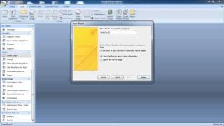 Wie erstellt ein Formular und Unterformular in Microsoft Access