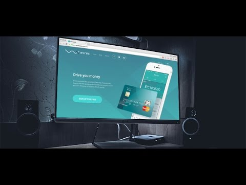Virtual Bitcoin Visa Cards with Wirex