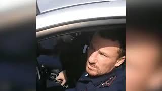Дед ударил полицейского в Зеленограде