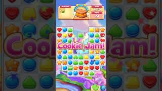 Let's Play - Cookie Jam (Level 1 - 21) screenshot 4