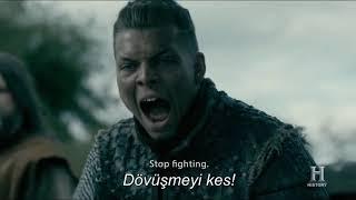 Vikings 5.sezon 5.bölüm Kemiksiz Ivarın Savaş Stratejisi 720p HD