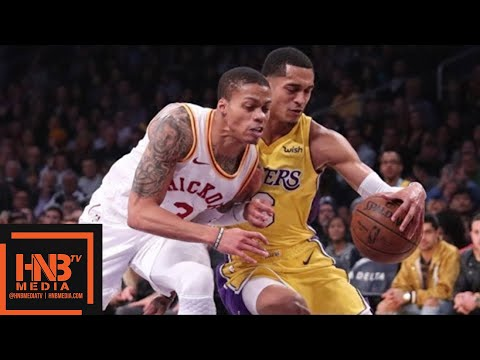 Los Angeles Lakers vs Indiana Pacers Full Game Highlights / Jan 19 / 2017-18 NBA Season