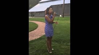 Wedding Solo - Giving Myself, Jennifer Hudson