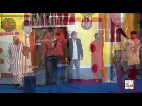HUSAN  BEPARWAH (TRAILER) - 2016 BRAND NEW PAKISTANI COMEDY STAGE DRAMA