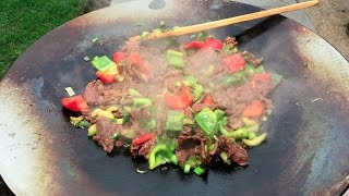 Pepper Steak ~ Quick & Easy Recipe