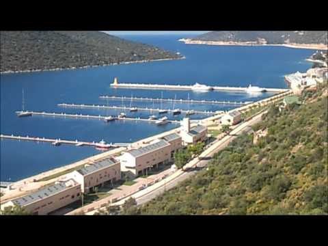 setur marina kaş antalya (kaş yat limanı)