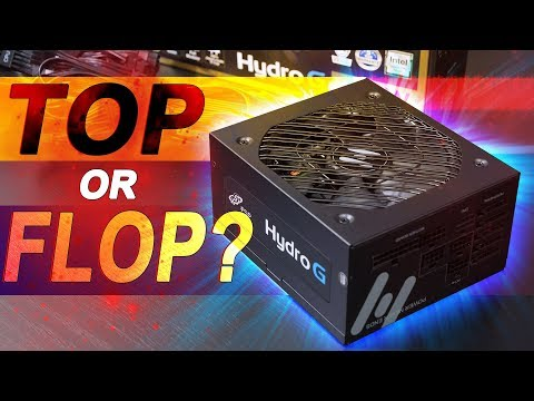 TOP or FLOP Power Supply? -- FSP Hydro G 850W
