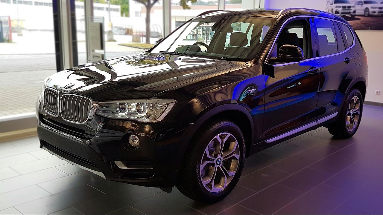 2016 Bmw X3 Xdrive20d Modell Xline Bmw View Youtube