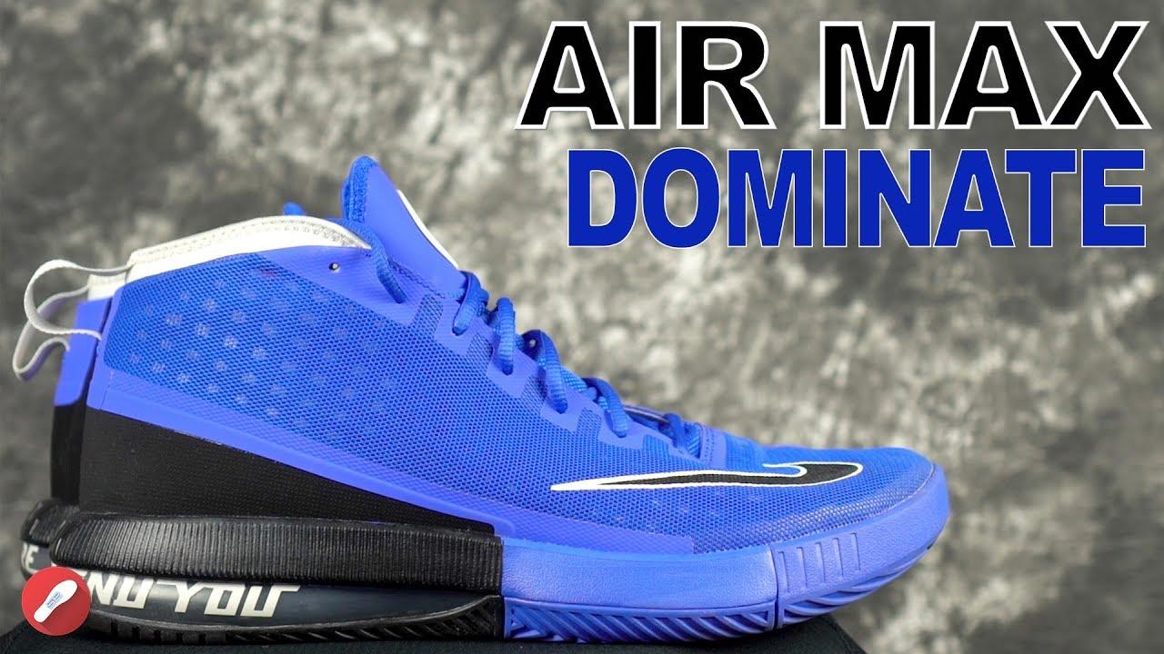 Nike Air Max Dominate! Anthony Davis PE
