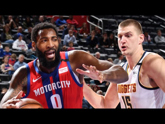 Denver Nuggets vs Detroit Pistons Full Game Highlights | February 2, 2019-20 NBA Season
