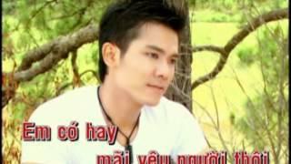 Khóc Tình (karaoke) - Vân Quang Long
