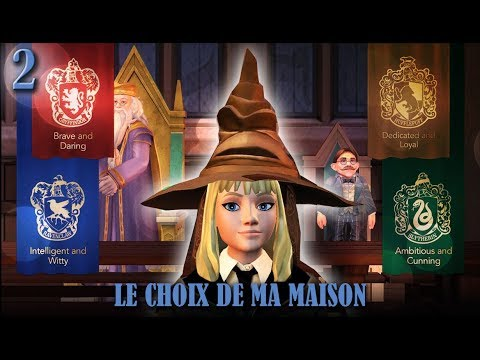 quelle maison choisir harry potter 2 youtube. Black Bedroom Furniture Sets. Home Design Ideas