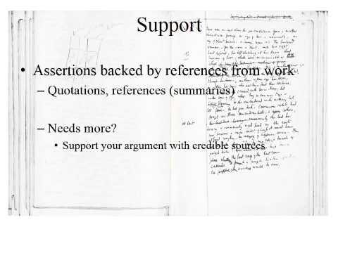 Evaluate 4 Factors in Argument Analysis