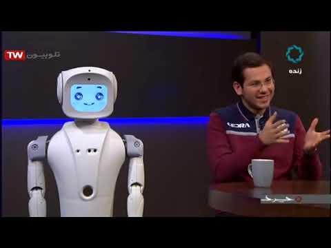 معرفي ربات هاي ارش و رسا در برنامه چرخ