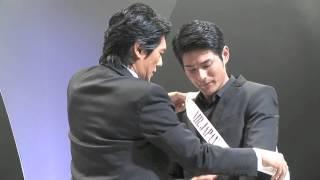 2013 MR.JAPAN Tournament - Announcement of the winner - 【 2013 鈴...