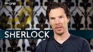 The cast react to the shocking climax of episode one - Sherlock: Series 4 - BBC One