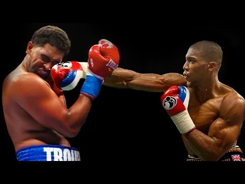 Anthony Joshua vs Dominic Breazeale – HIGHLIGHTS