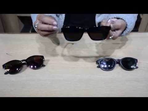 Clip On magnetic sunglass