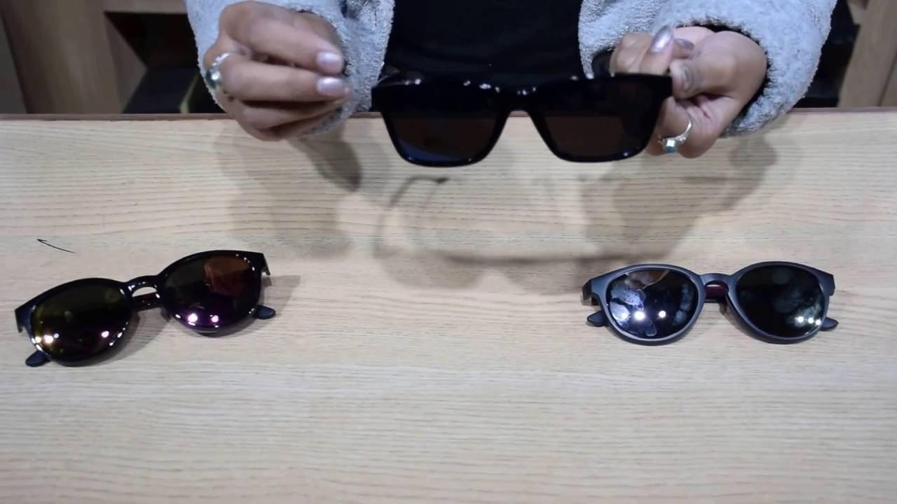818e49f9392 Clip On magnetic sunglass - YouTube