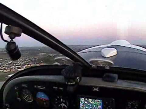 Flying the Sportstar