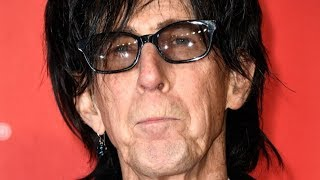 The Cars' Frontman Ric Ocasek's Sad Cause Of Death Revealed