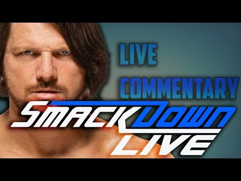 SmackDown Live Commentary:9/13/16: AJ Is The New Champ, Cena Returns?.....