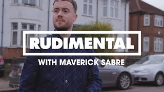 Rudimental with.. Maverick Sabre