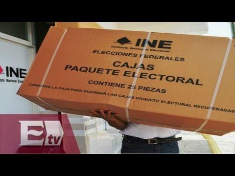 En Guerrero extravían 16 paquetes electorales / Todo México