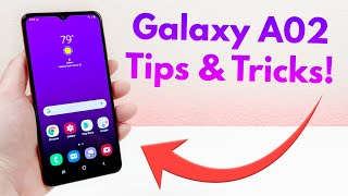 Samsung Galaxy A02 - Tips & Tricks! (Hidden Features) screenshot 3