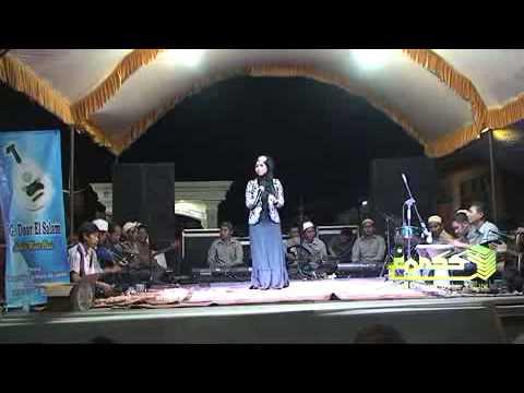 Hamdana, Daar el Salam -Marhabibi Salam- Live In Japura, Cirebon