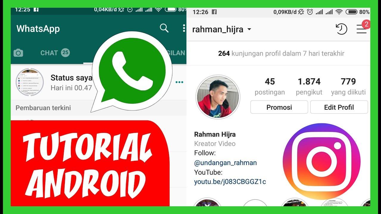 Cara Membuat Status Foto Ditambah Musik Di Whatsapp Dan Instagram Jadi Lebih Keren