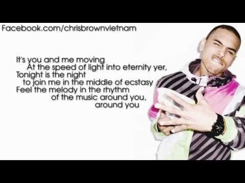 Chris Brown - Forever [Lyrics Video]