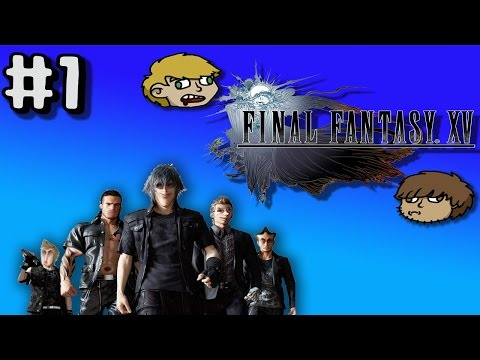 Final Fantasy XV: Little Dingus - PART 1 - Time Wasters