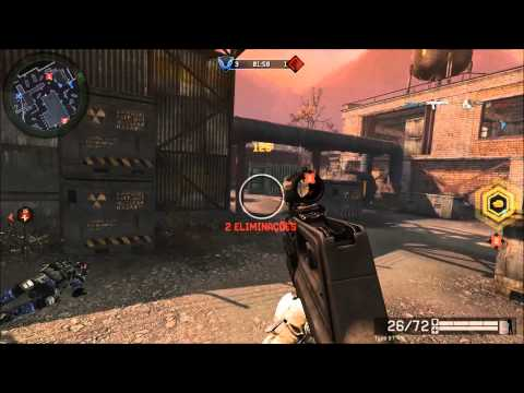 Warface CW - Lunatic-KillerS vs -FourDefcon[4]