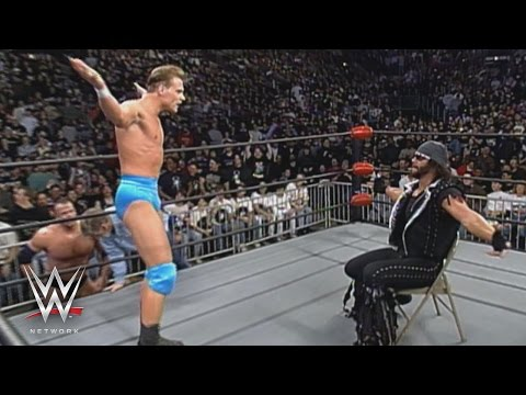 WWE Network: Randy Savage storms the ring and refuses to leave: WCW Monday Nitro, January 20, 1997