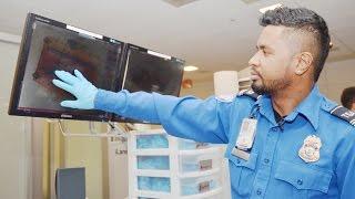 TSA on the Job: Transportation Security Officer