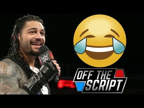 Roman Reigns Says He Is THE BEST IN RING PERFORMER IN THE WORLD TODAY | Off The Script #199 Part 1