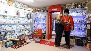 Biggest Royal Family Fans Spend £100k On Memorabilia