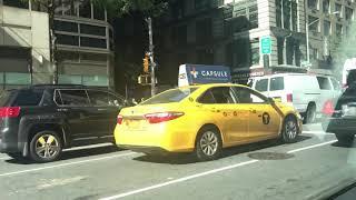 Manhattan'da Uber'le İşe Gitmek