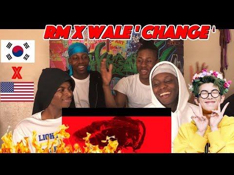 RM, Wale 'Change' - REACTION