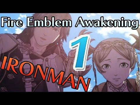 Fire Emblem Awakening: Part 1. 4 Years Late