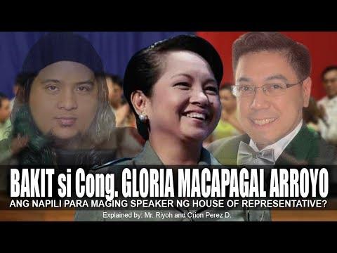 BAKIT si Cong.  Gloria Macapagal Arroyo - Mr. Riyoh feat. Orion Perez D.