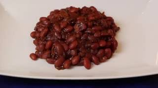 BBQ Baked Bean Recipe - How to make homemade baked beans