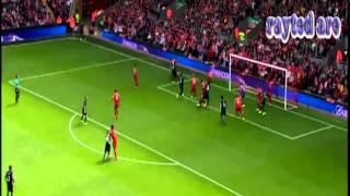 Simon Mignolet vs Southampton. (17.08.2014)